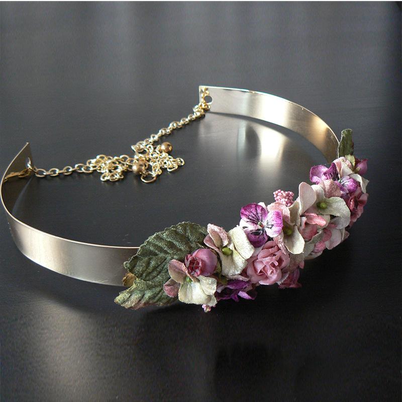 Cinturón de flores #I07
