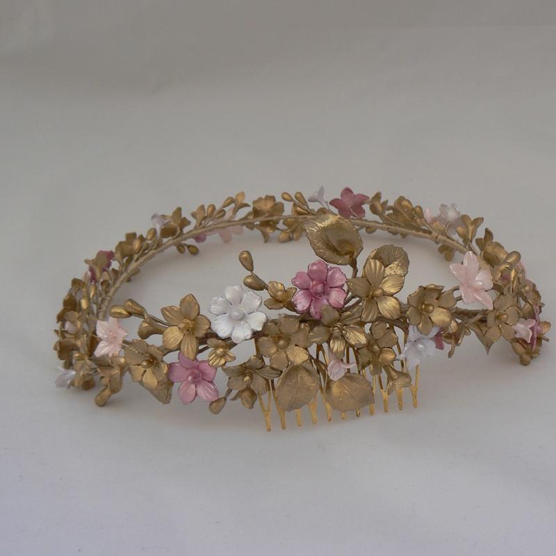 Corona porcelana #N14