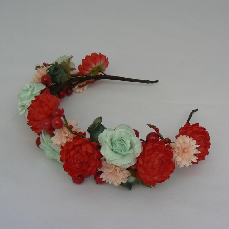 Diadema flores #I04