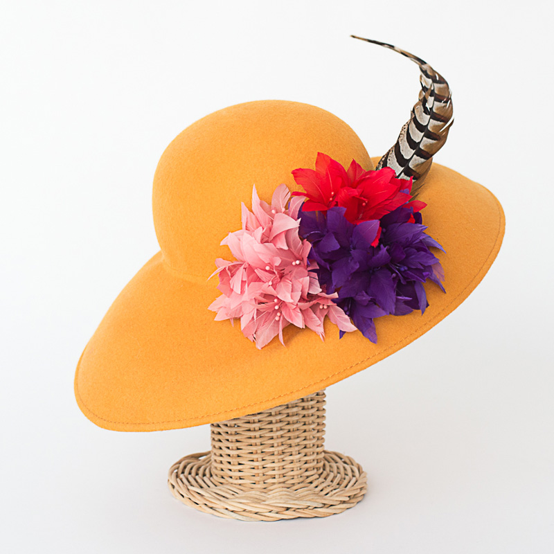Sombrero Paulette #I40