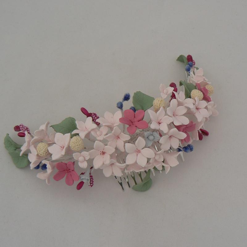 Tocado porcelana #N36
