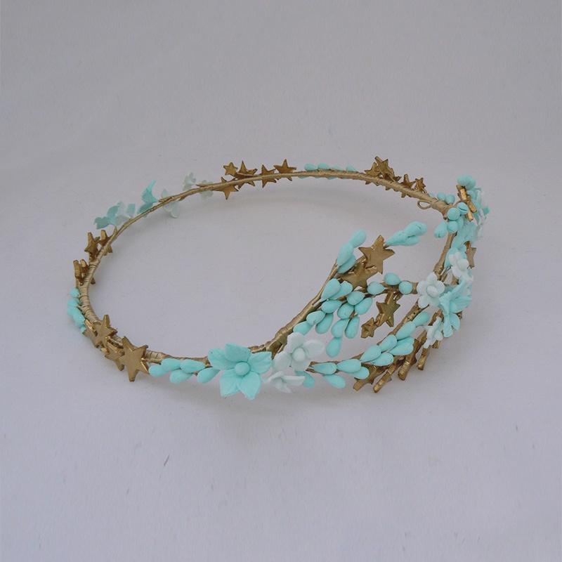Corona de porcelana #N11