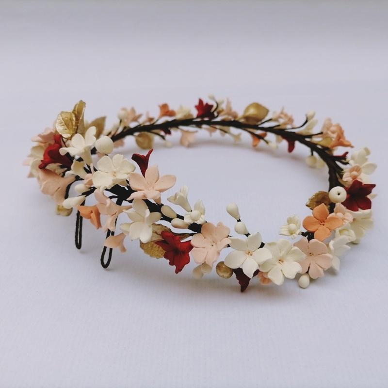 Corona de porcelana #N98